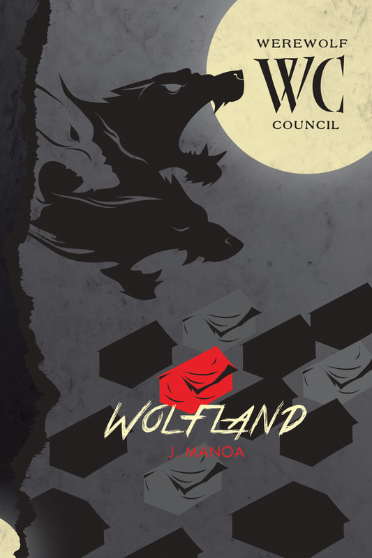Werewolf Council  Book 4 - Wolfland