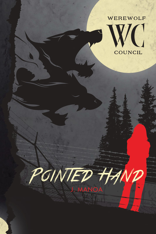 Werewolf Council  Book 5 - Pointed Hand